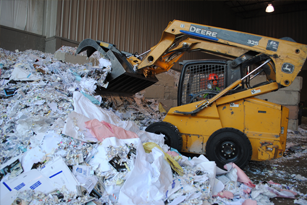 Bulk Paper & Plastic Recycling